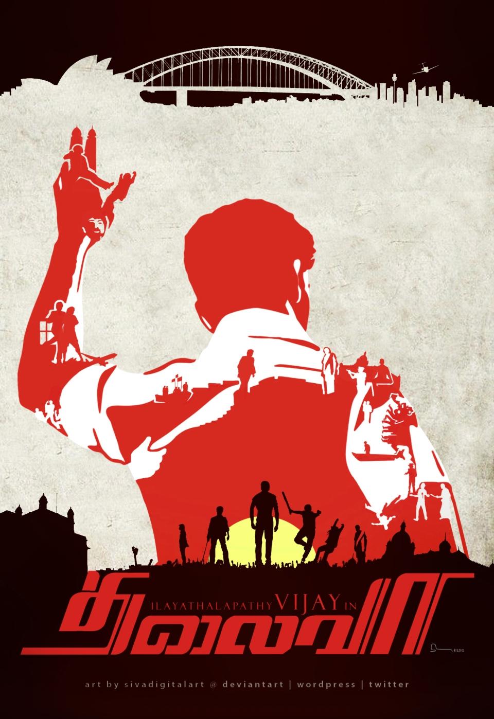 Thalaivaa 2013 |FanArt Poster