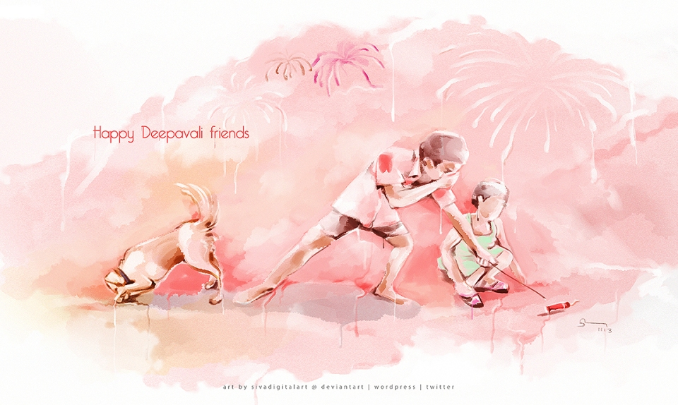 Happy Deepavali 2013:)