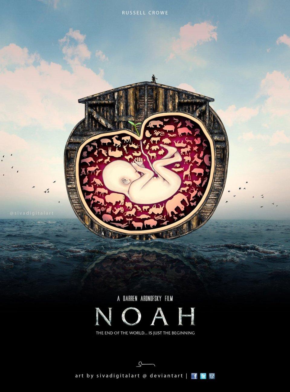 NOAH 2014 | FanArt  Poster!