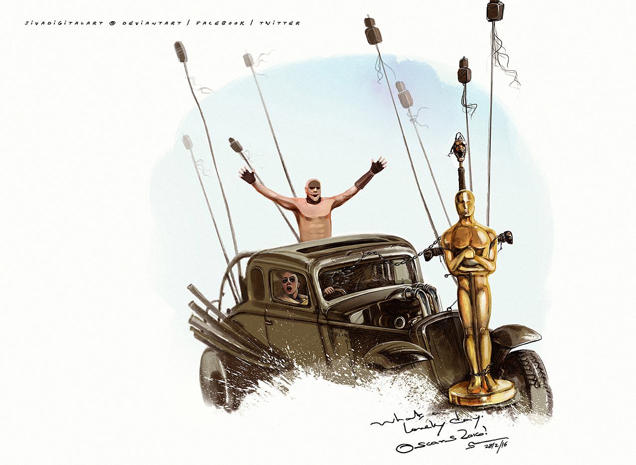 Mad Max Fury Road_Oscars 2016_Sivadigitalart_00-2