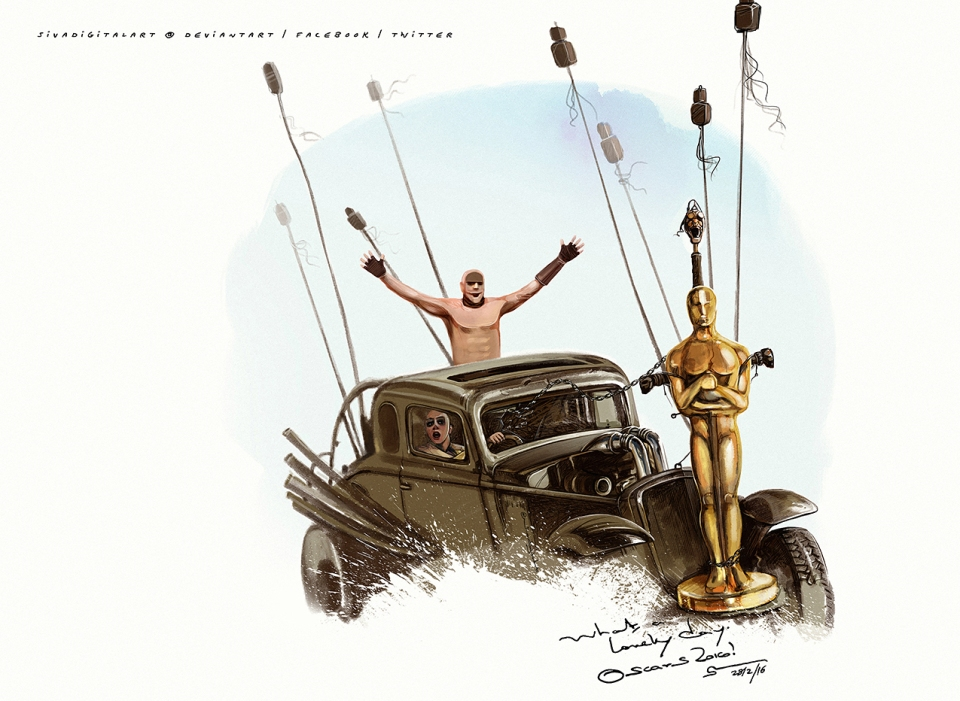 Mad Max Fury Road_Oscars 2016_Sivadigitalart_00-2